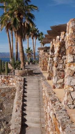 hotel steps