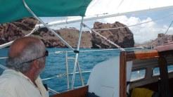 Sailing to Aqaurium