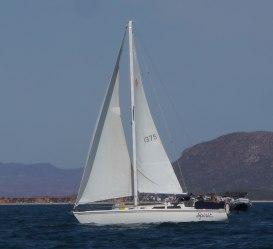Sail Boat Spirit 1