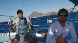 Sailing Teta Kawi