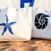 Marine Life Beach bag collection
