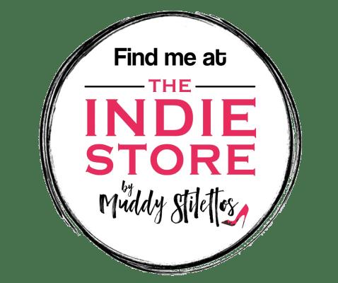 Muddy Stilettos Indie Store Logo