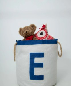 personalised-storage-bucket-letter E