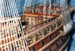 Dettaglio del ponte - Detail of the deck