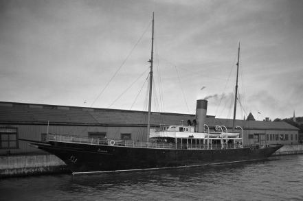 SS Hochelaga at Pictou ca. 1936
