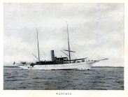 SS Waturus at the time of its grand tour ca. 1906