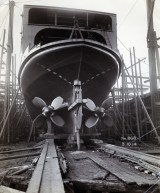 Stern propellers.Photo: Tyne & Wear Archives & Museums #467293
