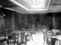 Smoking room photo: The Engineer 16 June 1915 p. 62