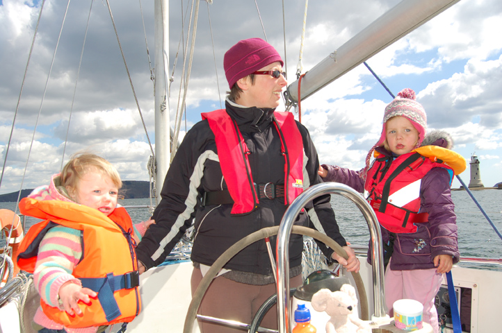 Were Living This Amazing Aboard Life With Children