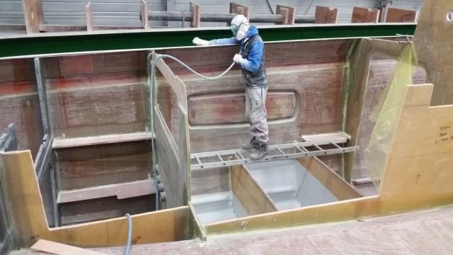 Installing bulkheads