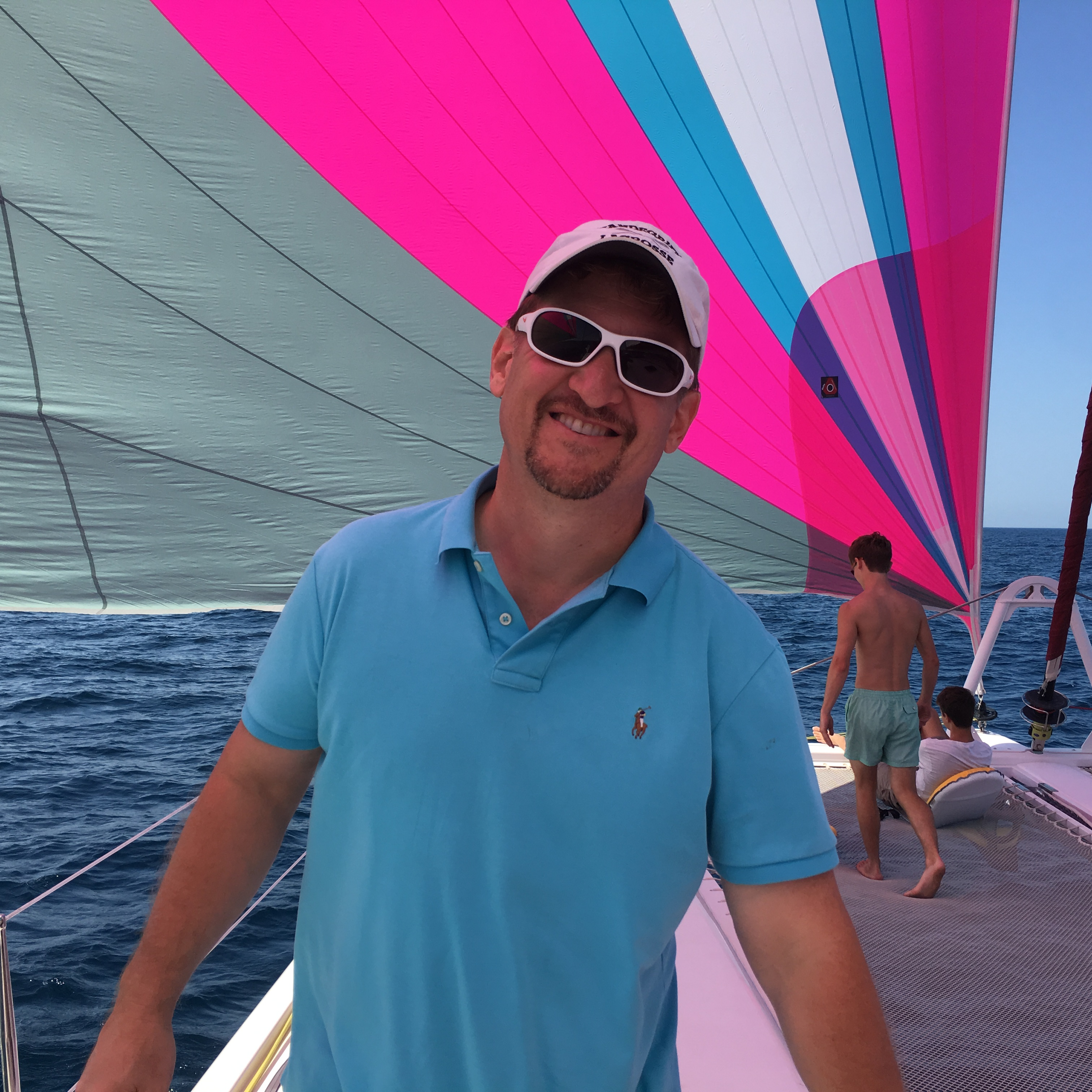 Ultralight fenders, watermaker problems and dinghy security | Sail