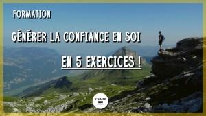 confiance en soi 5 exercices