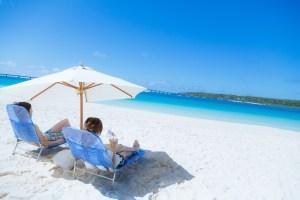 hypnosis beach