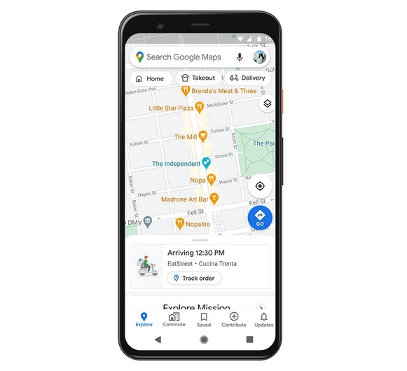 Google Maps App Getting Updated COVID Layer, Google Assistant Driving Mode