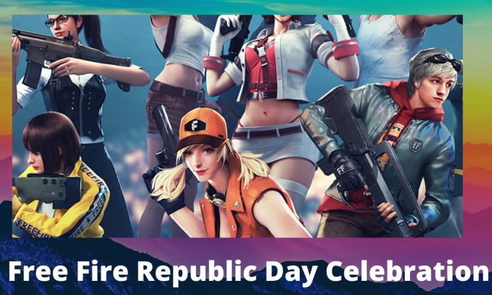 Free Fire Celebrates Indian Republic Day With Free Character Trial Cards