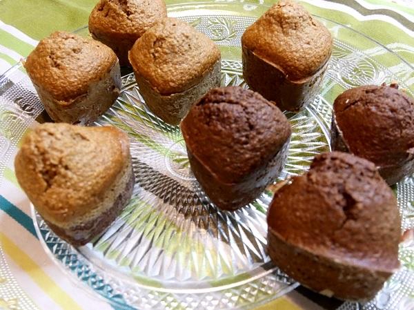Mini pains dépices au son davoine - Coup de cœur de Janvier : Pain d'épices au son d'avoine