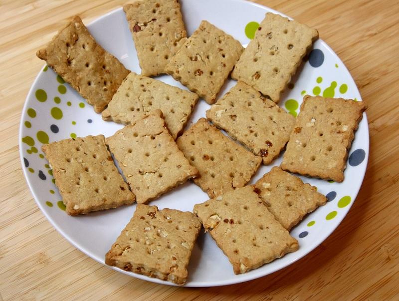Biscuits noisette 6 - Sablés à la noisette
