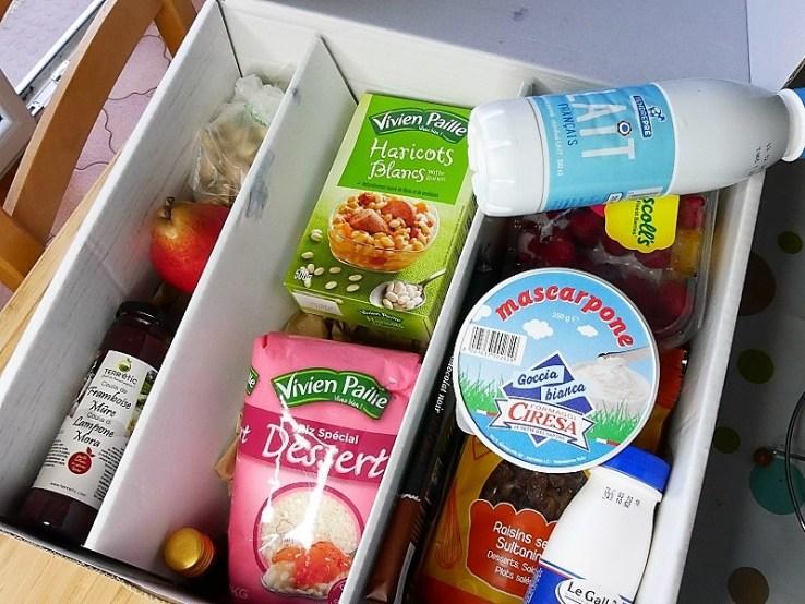 vivienbox - Le défi des chefs #Vivienbox - Deux recettes saines & délicieuses