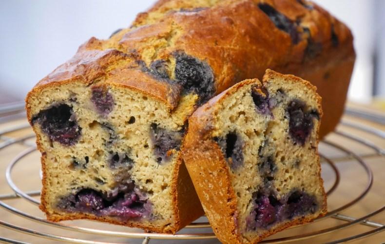 Cake Myrtille & Amande