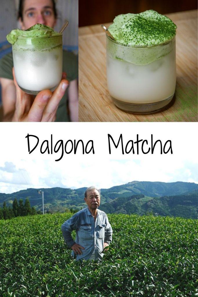 Dalgona Matcha - INSTA VLOG 04 : Dalgona Matcha