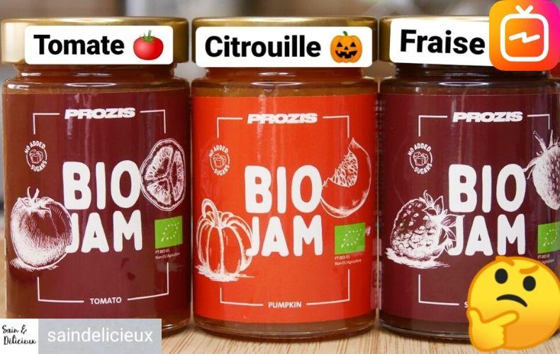 INSTA VLOG #05 - Confitures Biologiques