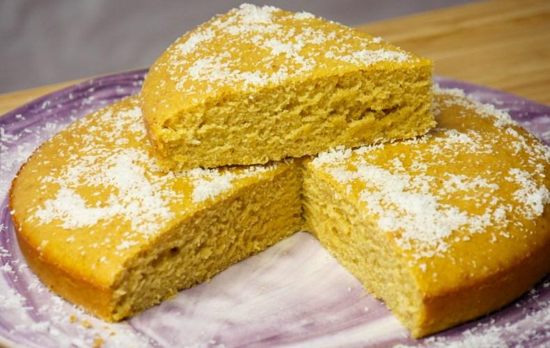 Recette Gâteau au Citron Sans Beurre