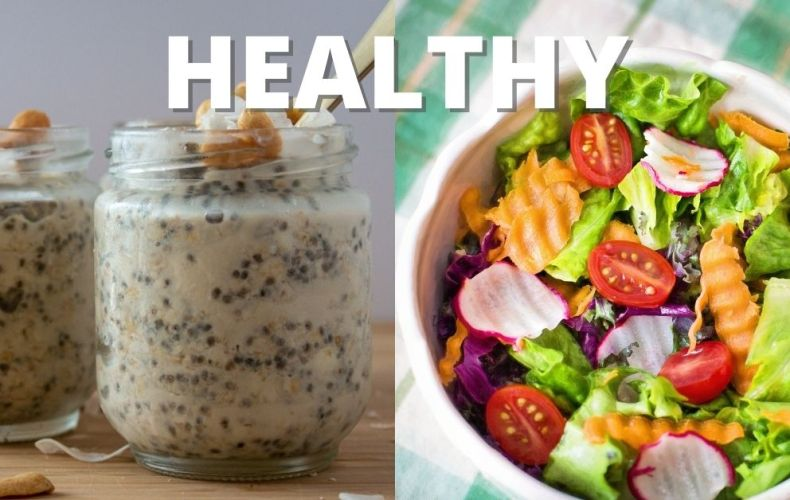 Recettes Healthy & Équilibrées pour l'été