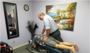 upper back pain, chiropractor, port orange