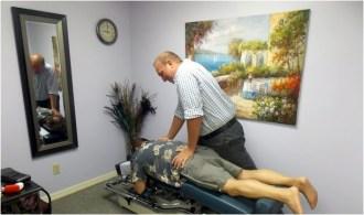Chiropractic adjustment Port Orange - Dr. Sainato