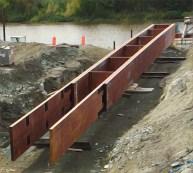 Passerelle en construction 2017.09.23