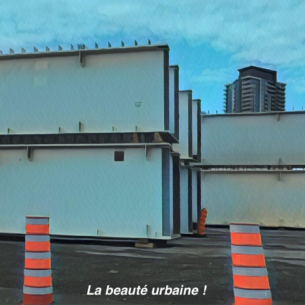 La beauré urbaine