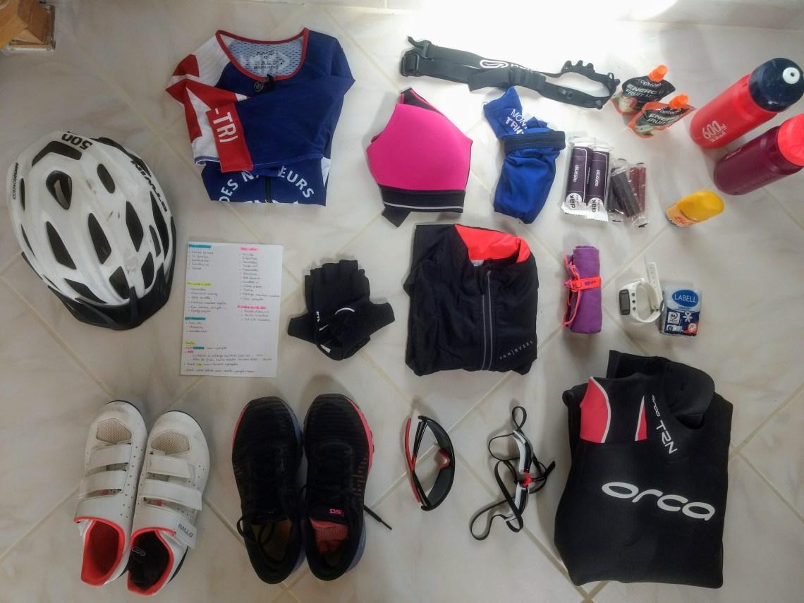 Triathlon préparation