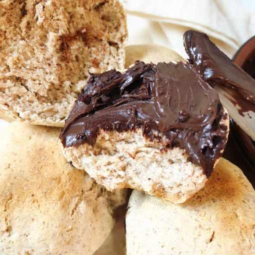 recette rapide et facile de pain à la levure chimique au four sans sel