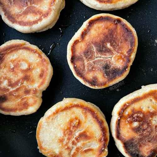 Syrniki (pancake russe à la ricotta)