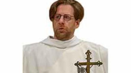 Portrait d'Aymeric Magnan de Bellevue, diacre à Saint-Ambroise