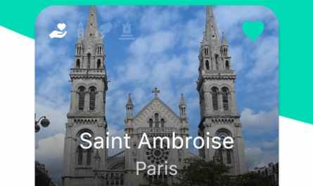 application quête saint-ambroise