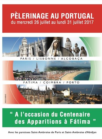 Pèlerinages 2017 Portugal
