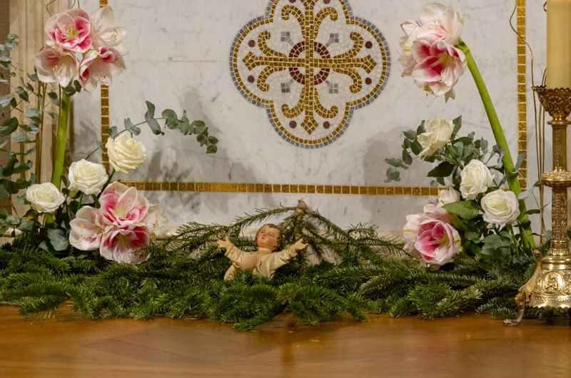 Retour en images de la messe de Noël