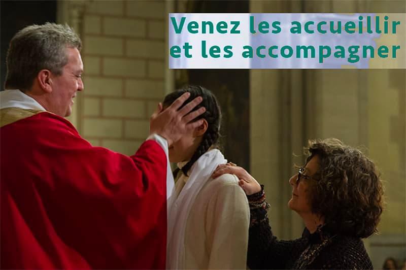 Annonce pour la Confirmation des jeunes de Saint-Ambroise