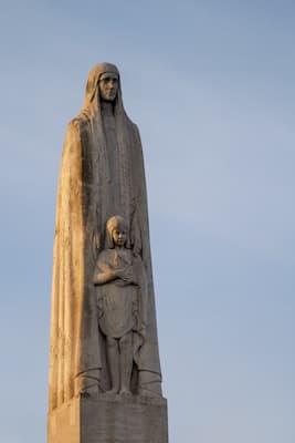Sainte-Genevieve patronne de Paris