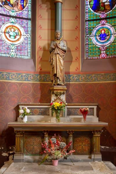 saint joseph chapelle