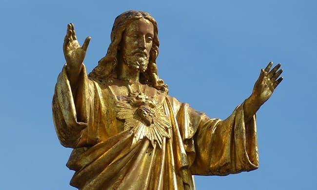 Bénédiction Christ