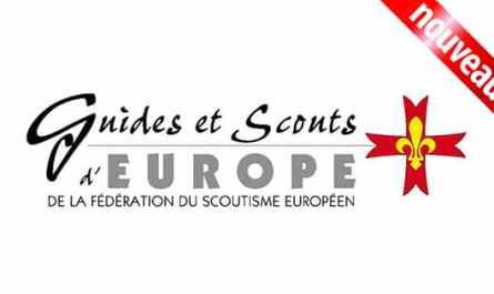 Logo Guides et Scouts d'Europe, Saint-Ambroise new