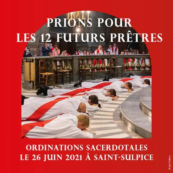 ordinations 2021 affiche
