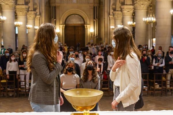 Renouvellement du baptême