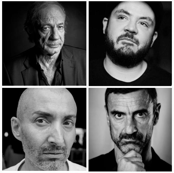 Patrick CHESNAIS, Damien JOUILLEROT, Naïme HAÏNE, François ROCQUELIN.