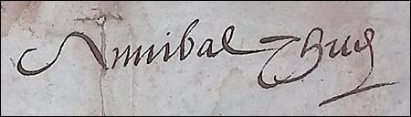 Annibal THUS, genèse d'un patrimoine