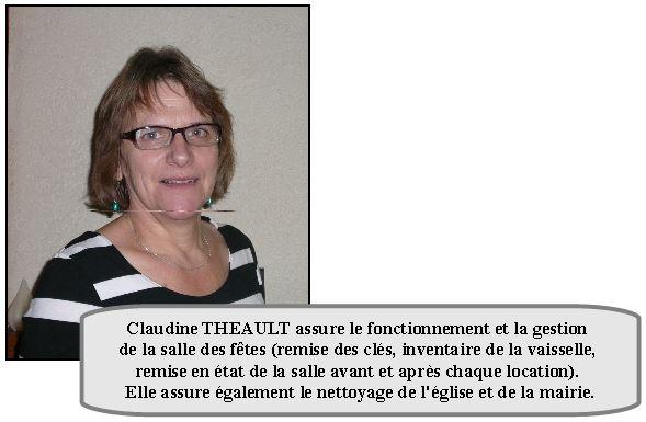 Présentation Claudine