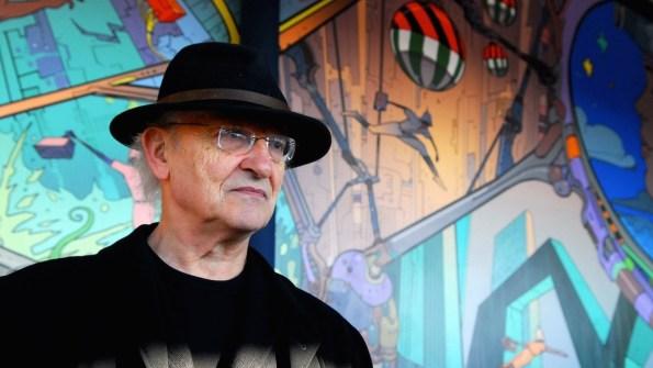Jean Henri Gaston Giraud, alias Mœbius - (1938 - 2012)