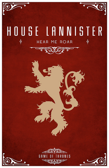 got, game of thrones, house lannister, hear me roar, king's landing, port-réal, a lannister always pay his debt, kill joffrey,
